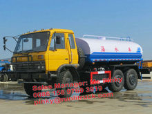 Dongfeng Off-Road Military Potable Water Tanker Truck
