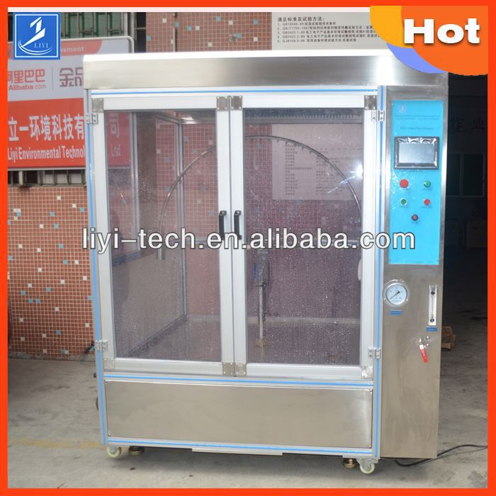 IPX1~4 ipx3 water leak test chamber