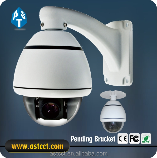 "4"" mini waterproof ptz camera sony CCD intelligent 700tvl high speed dome camera 10X optical zoom analog dome camera"