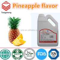 Concentrate liquids flavoring fresh sweet pineapple flavor