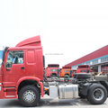 4x2 drive wheel low price tractor head truck