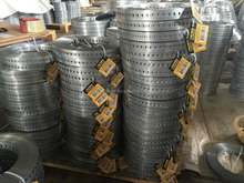 multi <strong>hole</strong> suspension band oem factory steel tape