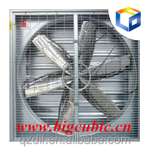 WALL-MOUNTED AXIAL FLOW FAN/CENTRIFUGAL EXHAUST FAN FOR INDUSTRY