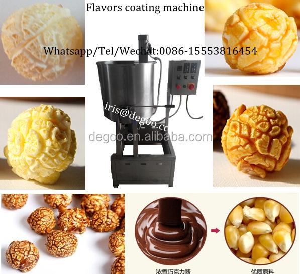 cheese popcorn machine