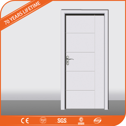 Hot Sale Waterproof Veneer Skin Wpc Doors