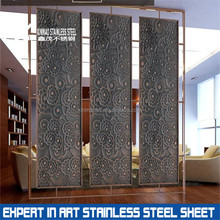 new designe decorative aluminum sheet metal screen