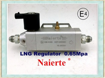 Truck air pressure regulator /reducer for CNG LNG
