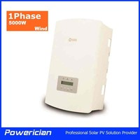 5KW Home Wind Turbine Power System Inverter On Grid Wind Inverter Single Phase 50/60Hz Selectable
