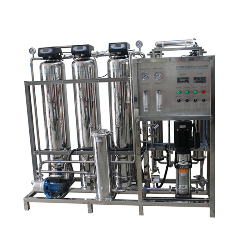500lph home distilled water machine battery distilled water reverse osmosis system