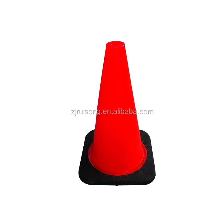 highway road marking heat resistant safety traffic cone