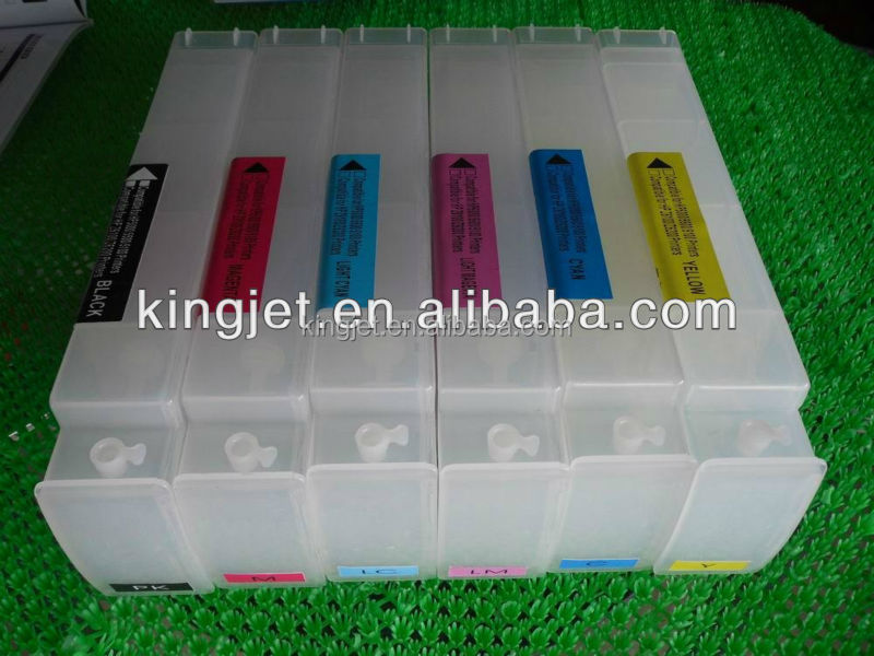 T5971-T5978 Reffillable Inkjet Cartridge for Epson Stylus Pro 9910