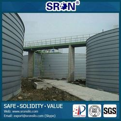 Environment Friendly Steel Sump Tank Used For Waste Water Treatment