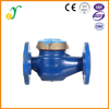 Ball valve control direct - read brass body mag water smith flow meter
