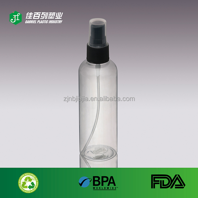 Skin care Use and Metal Material spray pump PP spray PET bottle china perfume oil fragrance perfume wholesale perfume bottle