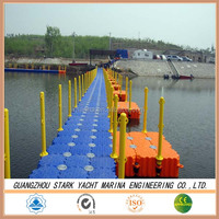 Low Maintenance Jet Float Floating Dock Cubes for sale manufacture in China