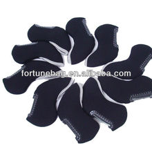 high quality neoprene golf iron covers