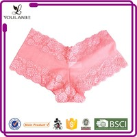 Comfortable Fitness Sexy Lace Girl Little Girl In Cotton Panty