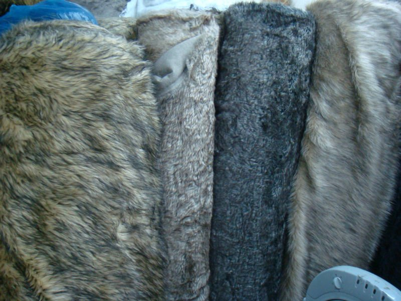 stock fake fur fabric faux fur fabric imitation fur plush fur fabric