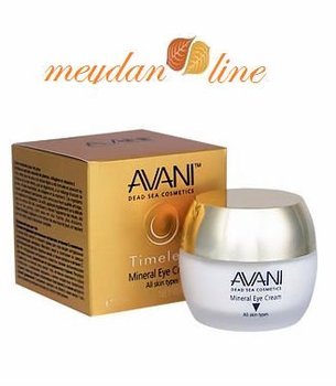 AVANI Dead Sea Skin Repair Anti-Aging Cream 50ml\1.7 fl.oz