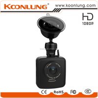 High resolution 1080p Full HD event recorder 140 degree wide angel dash cam