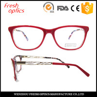 Factory supply attractive price eyeglass frames for small faces