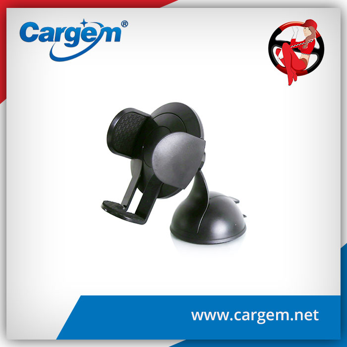 CARGEM Funny design car dashboard and windscreen cell phone holder with lazy neck