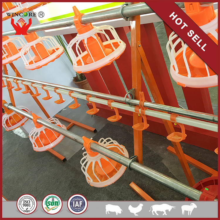 New desigh automatic Broiler farm equipment for poultry