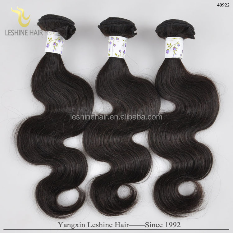 Wholesale Fashion Hot Selling Raw Top Quality Good Feedback Unprocessed Human brazilian virgin hair 7a