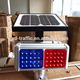 LED Burst flash traffic warning Light yellow solar flashing warning light led flashing lights
