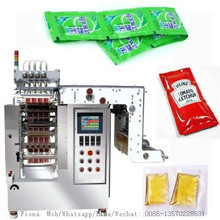 2017 coconut jasmine oil/ayurvedic packing machine with factory price