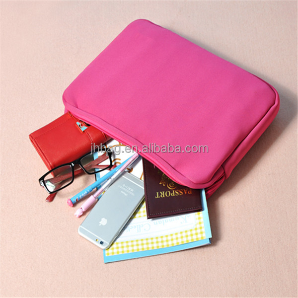 Best Selling Products Zippered Tablet Neoprene Laptop Sleeve