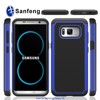 Wholesale Cell Phone Case Cover for Samsung Galaxy S8 Rugged Combo Case