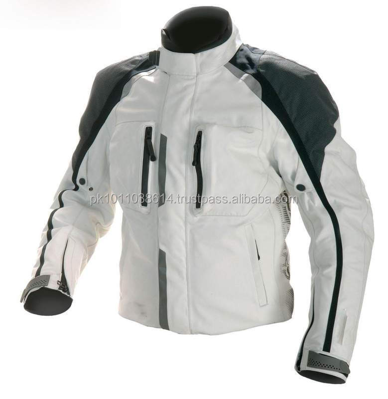 Motor Bike Racing Leather Jacket