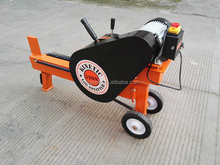 5Ton Rapid Strike Electric Kinetic Log Splitter with CE