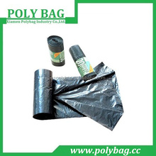 Large size durable plastic garbage bag for industrial