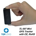 TopLovo TL007 worlds smallest pet gps tracker