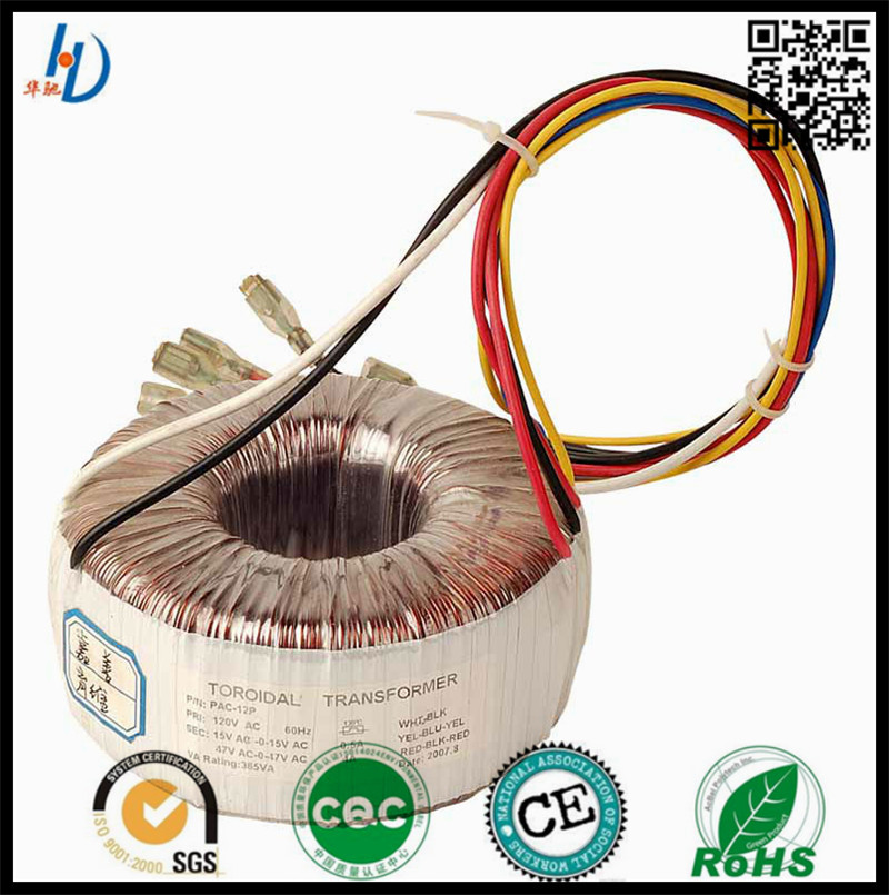 Factory toroidal transformer coil winding machine for audio transformer supply