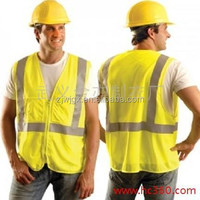 2015 wholesale high visibility apparel with ANSI/ISEA certificate
