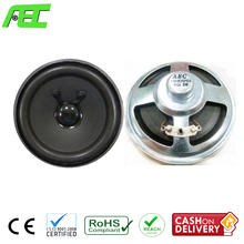 free sample 3 inch 8ohm 2w multimedia micro audio speaker part