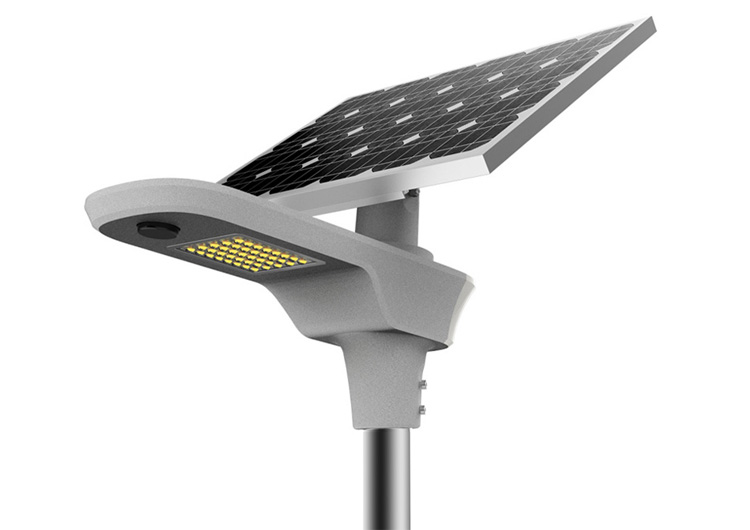 Anern high lumen ip65 smd 20w 30w 40w all in one solar led street light price