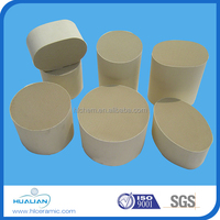 Honeycomb Ceramic Catalyst Substrate for Automobile Catalystic Converter