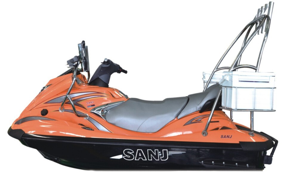 SANJ 1100cc 4 Stroke Engine water scooter waverunner fishing jet ski fishing