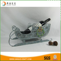 2016 Christmas iron decorative sleigh