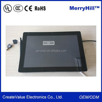 1280x720 LCD Monitor 10 Inch 5V USB Powered Touch Screen VGA Monitor