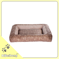 luxury classic pet bed