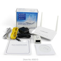 ds124w 300Mbps Wireless N ADSL2/2+ wi fi modem