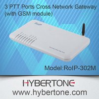 Cross-Network Gateway, radio over ip cross-network voip gateway, RoIP 102