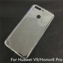 Soft TPU Silicon Transparent Clear case for Huawei Honor V9/Honor 8 Pro