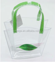 BSCI audit factory OEM&ODM Hot sell pvc bag/plastic pvc quilt bags