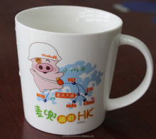 420ml big mug with Custom Mcdull designs for promotion